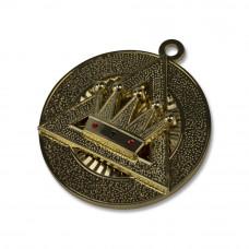 Royal Arch Ipz Collar Jewel Metal Gilt