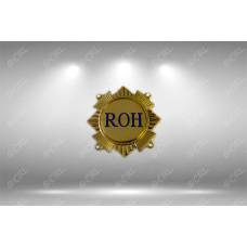 RAOB Collar Side Plate