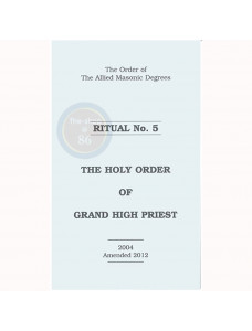 Allied Masonic Degrees Ritual No 5