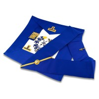 Craft Grand Lodge  Apron & Collar