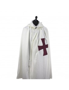 Knights Templar Mantle