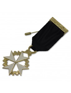 Knights Malta Members Breast Jewel