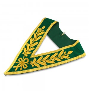 Allied Grand Council Collar -  Hand Embroidered