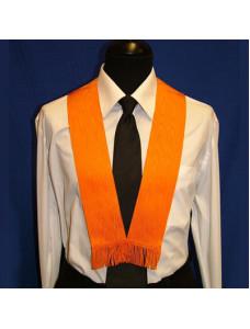 """3"""" Orange Collarette"""