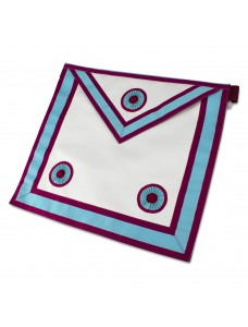Mark Master Mason Apron Lambskin With Pocket