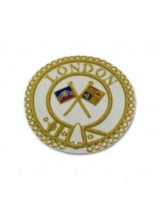 Mark Provincial Apron Badge (full Dress)