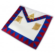 R001 Royal Arch Companions Apron Only  Standard Quality