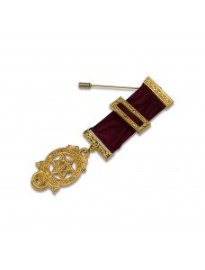 R008 Royal Arch Principals Breast Jewel