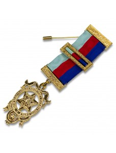 R.a. Provincial & Sgc Breast Jewel Small