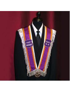 RAPC Past President Collarette & Jewel