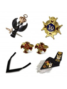 Rose Croix 30th Degree Package
