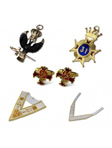 Rose Croix 31st Degree Package