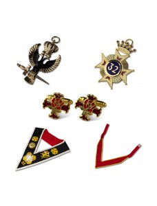 Rose Croix 32nd Degree Package
