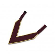 R & Sm  Dist. Collarette For Deputy Dist. G.m. (two Stripes Russia Braid)