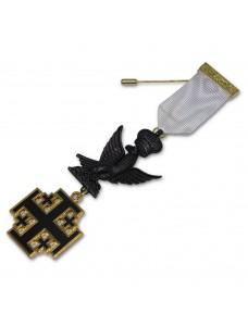 Khs Breast Jewel Commander Or Past Commander