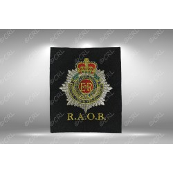 RAOB Blazer Badges