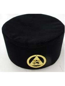 33rd Degree Cap  With Badge -  Inspectors General