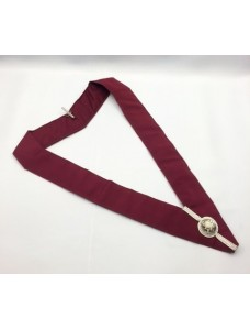 Athelstan Past Masters Collar Crimson