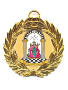 Athelstan Past  Grand Lodge Officer Collar Jewel