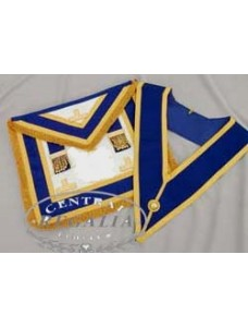 Craft Prov F/d Apron & Collar  (no Badge)
