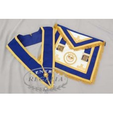 C027 Craft Prov F/d Apron & Collar Standard Quality (incl  Badge)