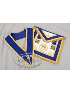 Craft Prov F/d Apron & Collar Standard Quality (incl  Badge)