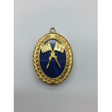 C055 Craft Grand Lodge Past Rank Collar Jewel