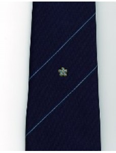 G019 Forget-me-not Tie - Blue