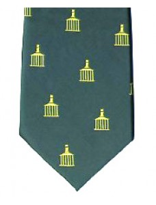 Allied 'multi Emblem' Tie