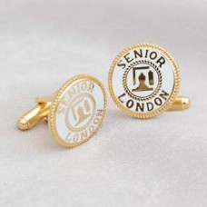 Cuff Links - Senior  London G. Rank