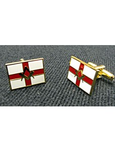 Cufflinks - S&c On St George Flag