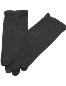 Kt Black Gloves