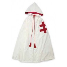 Knights Templar Preceptor's Mantle