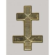 Kt Great Officer Cap Cross Gilt