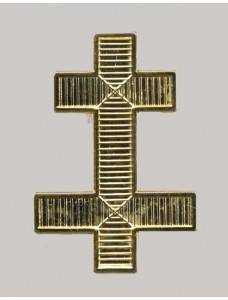 Kt Great Officer Cap Cross Gilt