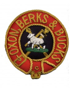 Knights Malta Provincial Mantle Badge