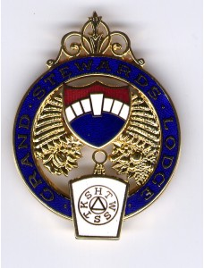 Mark Grand Stewards Lodge Jewel