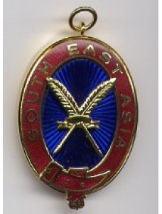 Mark Past District  Rank Collar Jewel