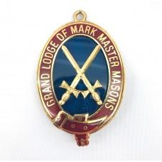Grand Mark Past Rank Collar Jewel