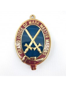 Grand Mark Past Rank Collar Jewel