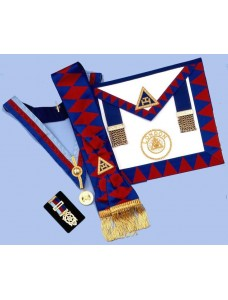 Pack Ra1 -  Ra  Provincial Set - Apron, Sash, Collar,jewel & Small Breast Jewel