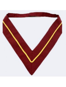 S009  Collarette -r Principal Conductor Of Works (i Stripe Russia Braid )
