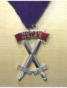 Rcc Sepulchre Guard Divisional Collarette & Jewel