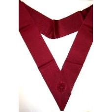 Ros Sash/cordon Crimson