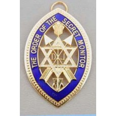 Osm Grand Officers Collarette Jewel
