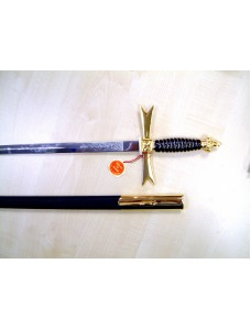 Osm Sword & Scabbard Purple