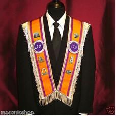 Loyal Orange Order Lodge LOL - Fully Dressed Collarette