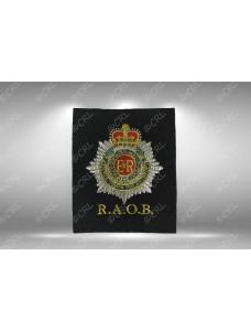 RAOB ROH Blazer Badge