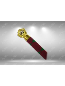 RAOB PGP Baton - Diamond/Striped