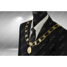 "Civic Chain of Office - ""Consort"" - Style 17"